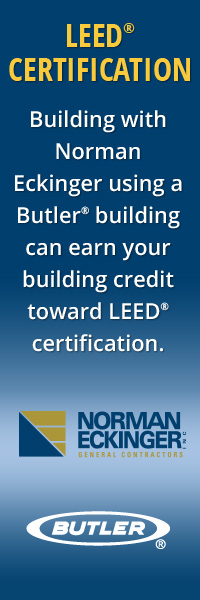 Green buildings norman eckinger inc norman eckinger inc for Advantages of leed certification
